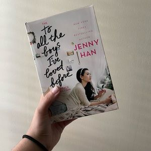 To All The Boys I Loved Before box set books